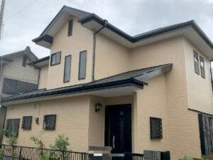屋根外壁塗装工事